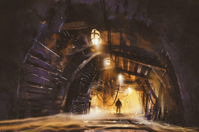 Brighten the Darkness: How UWB Helps Improve Mining Safety and Efficiency?